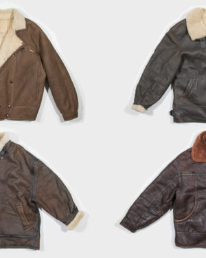 70/80s Sheepskin coats