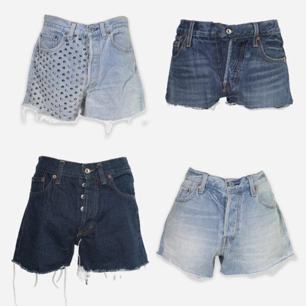Pantaloncini Levi's di jeans