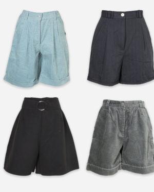 80-90's winter shorts