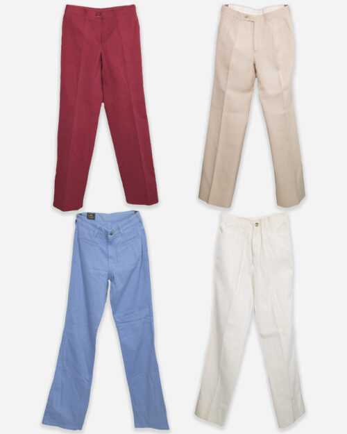 Vintage summer 70s trousers