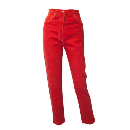 Pantaloni jeans vintage anni '80