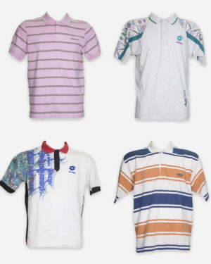 Sport branded polo shirts