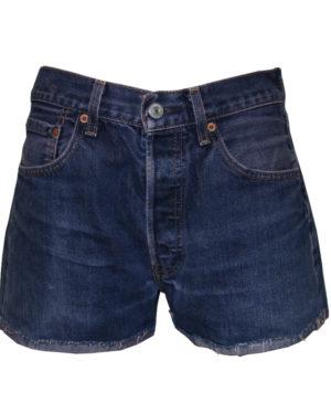 80-90's denim  Levis shorts