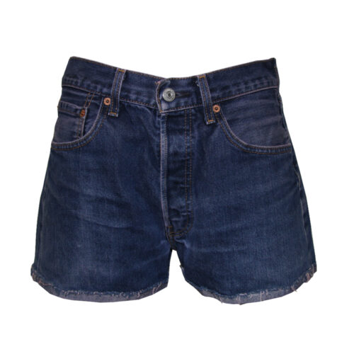 80-90's denim  Levis shorts