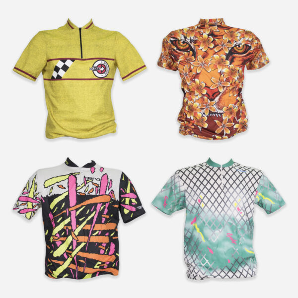 T-Shirt ciclismo nylon uomo