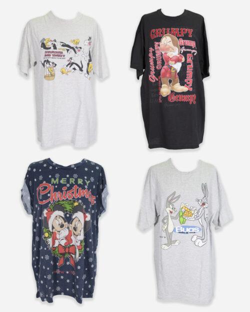 T-Shirt donna Disney 80/90 vintage
