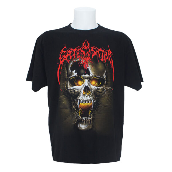 Heavy metal T-shirts