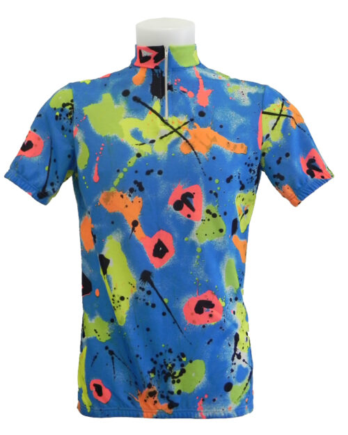 T-shirt ciclista nylon