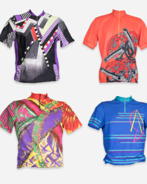 Cycling nylon t-shirts