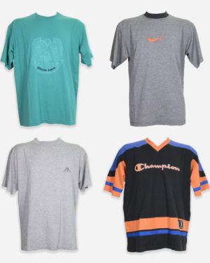Sport branded t-shirts