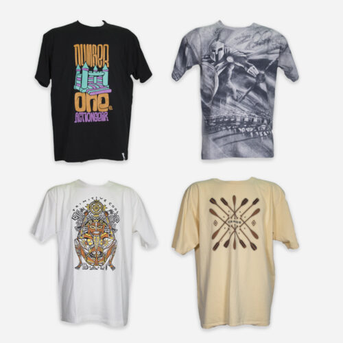 T-shirt uomo europee