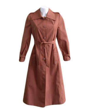 70's/'80's trench coats