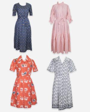 Vestiti estivi anni 70