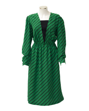 80-90's silk dresses