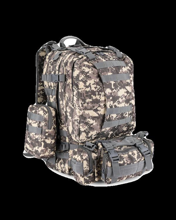zaino camouflage